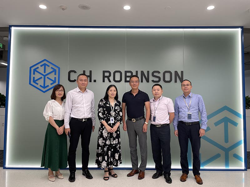 公司受邀出席 CHR 战略供应商签约仪式合影